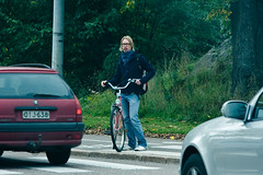 Helsinki Bicycle Life_Moment of Paus