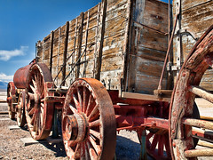 Mine wagon (johnny51766) Tags: usa west wagon mine desert mojave gettygermanyq3 gettygermanyq4