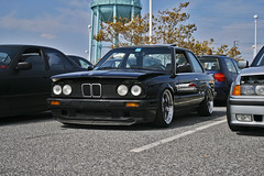 e30 on RF's (.Mad Hatter.) Tags: rabbit vw golf shaved stretch cc poke a3 jetta gli gti a4 audi s3 passat bbs a5 dropped a6 s4 rs4 r32 tuck ccw airbags bov blowoffvalve h20i bigturbo h20international2010