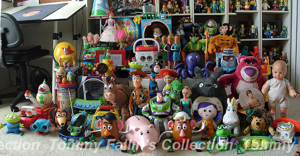Pixar Planet View Topic Toy Story Replicas No Trading