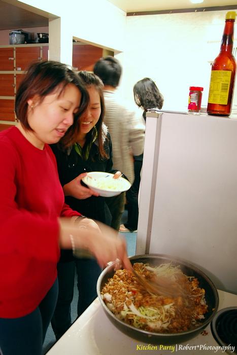 stir-fry rice
