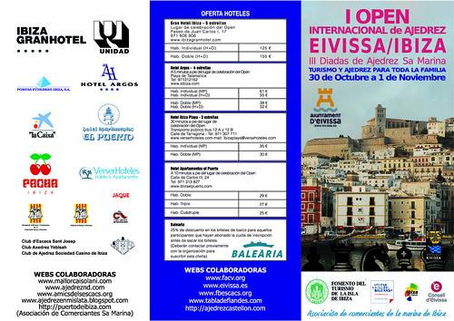 PORTADA I Open Internacional Ibiza