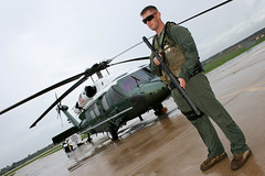 Marine One Sentry (Kris Klop) Tags: usa usmc plane airplane us aircraft aviation president presidential helicopter marines blackhawk secretservice sikorsky whitehawk bennelli hmx1 m1014 usss vh60n