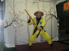 Kung-Fu Live: Cosplayers