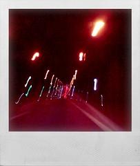 On Tour - im Tunnel