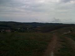 LaufLandschaft bei Casciana Terme
