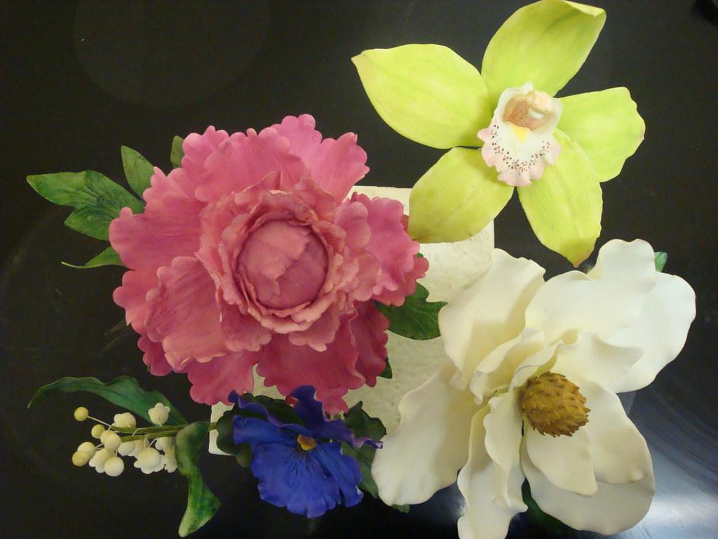SUGAR FLOWER CLASSES SUGAR FLOWER ARTIFICIAL BOUQUETS FOR WEDDINGS Blog