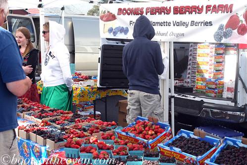 Mmmmm, berries...