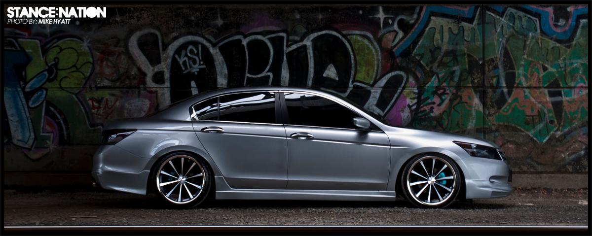 Classy Accord Sedan | StanceNation™ // Form > Function
