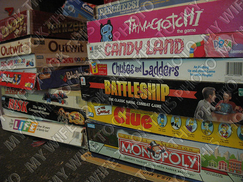 Canonical Board Games Image