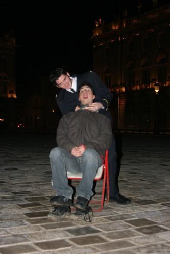 la chaise 16