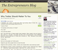Entrepreneurs Blog featured on the Quicken Loans Blog