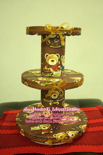 Batch 1 Ogos: DIY Cake & Cupcakes Stand