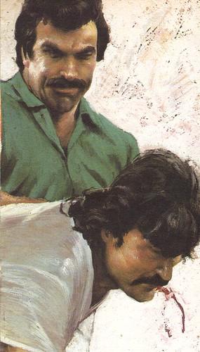 Magnum PI Annual 1982
