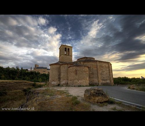 Iglesia de la Vera Cruz (Segovia).