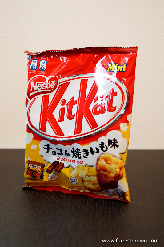 Kit Kat, Japan, Candy