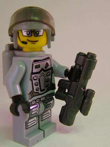 BrickArms Joint Force Scifi Rifle (JFSR) Prototype