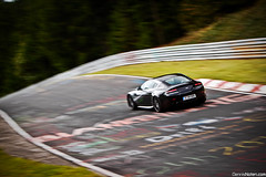 vEightVantage. (Denniske) Tags: black green canon germany deutschland eos is noir martin hell eiffel eifel september l dennis zwart nero f28 ef schwarz v8 aston vantage 2010 70200mm tf nordschleife nrburgring noten holle 500d nrburg amv8 grune touristenfahrten denniske dennisnotencom dam888