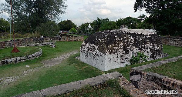 Ammo bunker
