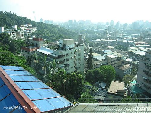 太平洋溫泉度假飯店禪風湯房俯瞰市景