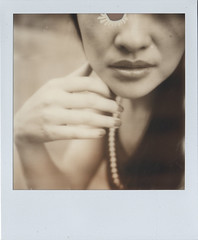 (emilie79*) Tags: portrait newgeneration natsu polaroidsx70 testfilm px600film facingtheimpossible