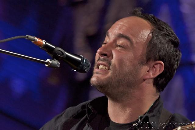 Dave Matthews by John McD