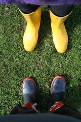 IMG_1350 (Glimmer Rat) Tags: wellies rubberboots gummistiefel wellingtons gumboots rainboots