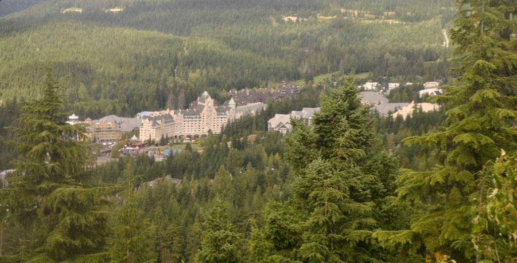 Fairmont Hotel, Whistler