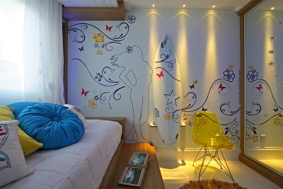 decoração de quarto para adolescentes