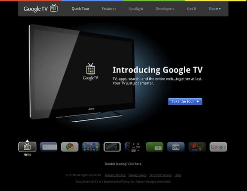 Quick Tour - Google TV