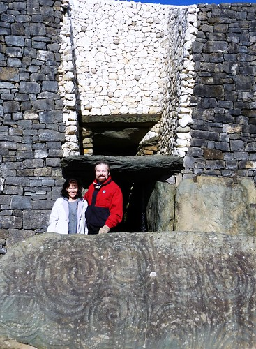 Roof Box at Newgrange