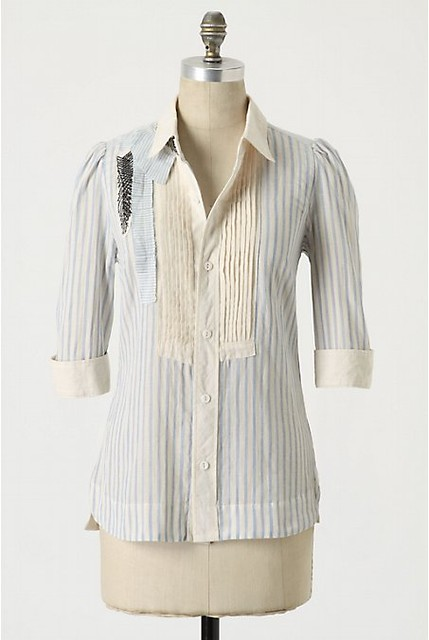 Bracken Stripe Blouse