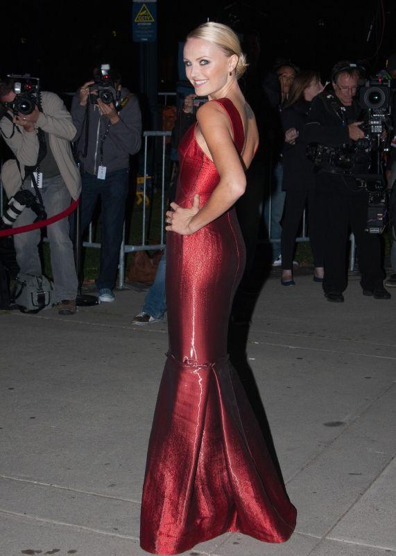 Malin Akerman at the 2010 Toronto International Film Festival