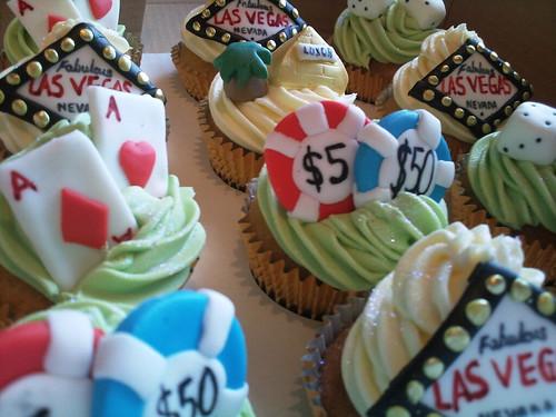Las Vegas Cupcakes