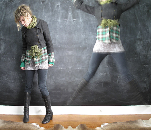 AnatomyGreenFlannel
