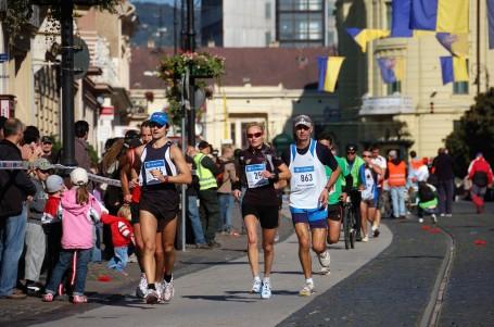 Maratonské ozvěny z Košic