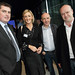 Tom Cusack, Enterprise Ireland, Joan Mulvihill, CEO, Internet Association of Ireland, Steve Woods, Independent Film Maker, and Andrew Kavanagh, Kavaleer