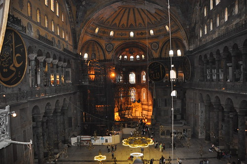 Interior de la Mezquita/Museo