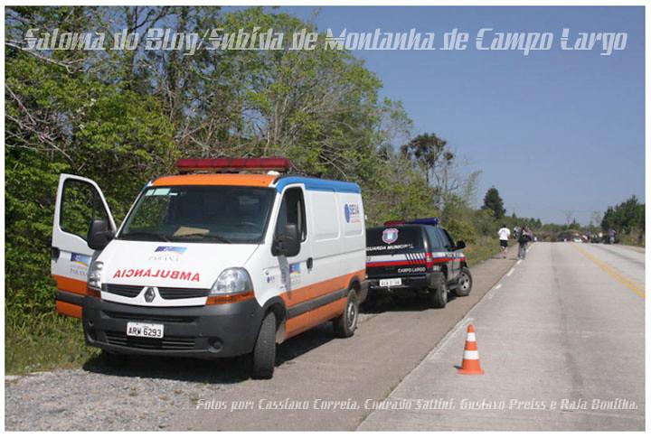 Apoio Resgate_Subida Montanha Campo Largo #2010