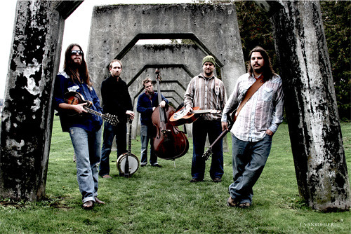 October 29 & 30: Greensky Bluegrass Award-Winning Music @ Mt. Tabor Theater | Two Nights Over Halloween