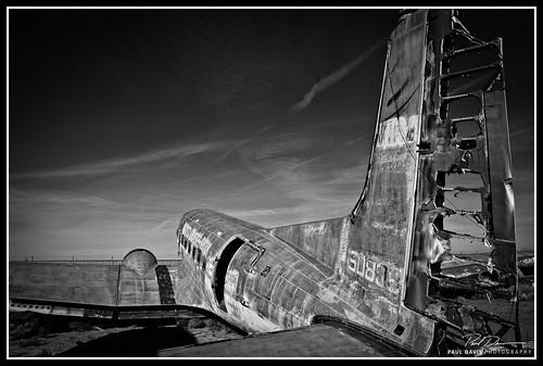 Airplane Graveyard #6