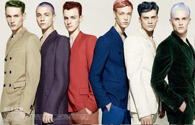 VOGUE HOMMES JAPAN5_08(Simply Male Models)