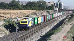 333-381-2 Teco Sesea (8) jcs (ppcharly) Tags: diesel continental rail container 333 prima contenedores locomotora teco intermodal sesea 333300 3333812