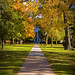 Fall Colors at Lawrence University - Appleton, Wisconsin