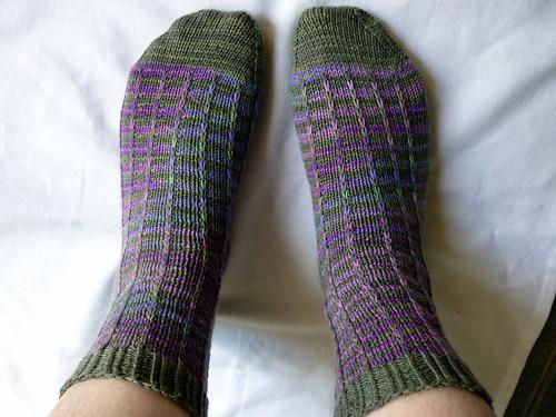 Labour socks
