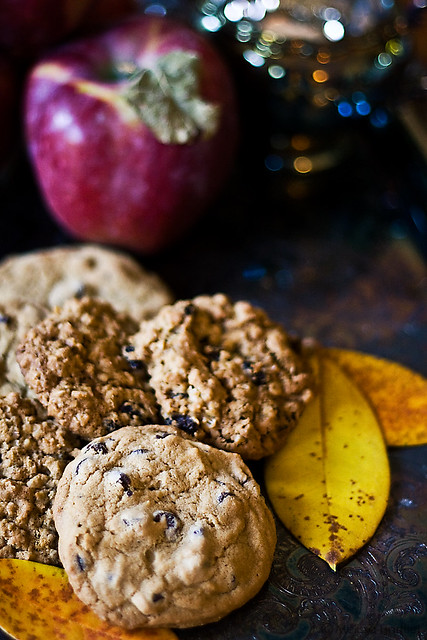 Cookies for Fall
