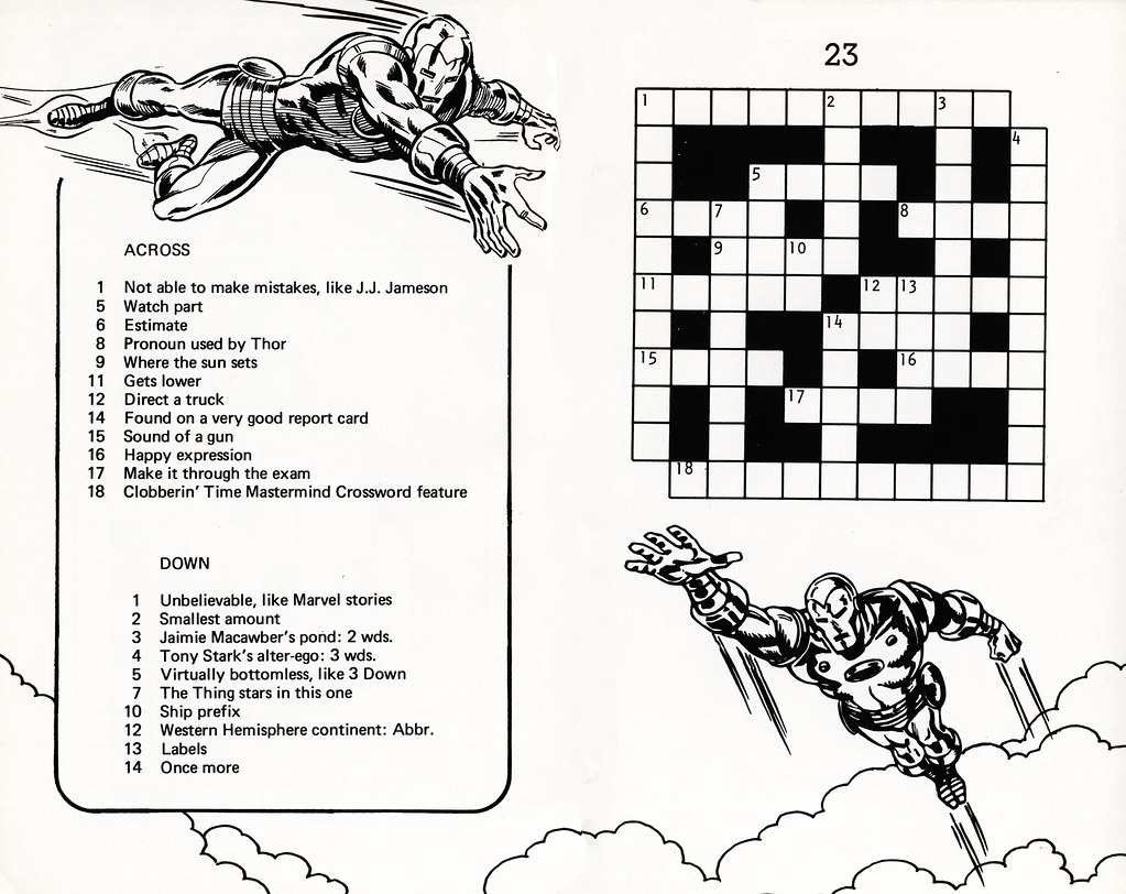 clobberincrosswords28