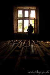 The window... (Anouk Pross) Tags: urban castle photography exploring miranda chateau noisy urbex