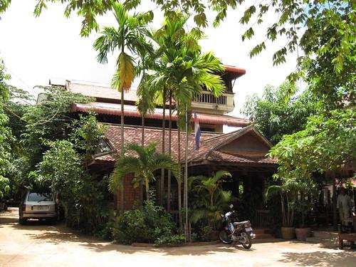 Siem Reap: Garden Village guesthouse
