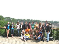 """At Montmorency Falls • <a style=""""font-size:0.8em;"""" href=""""http://www.flickr.com/photos/54628620@N02/5060847274/"""" target=""""_blank"""">View on Flickr</a>"""